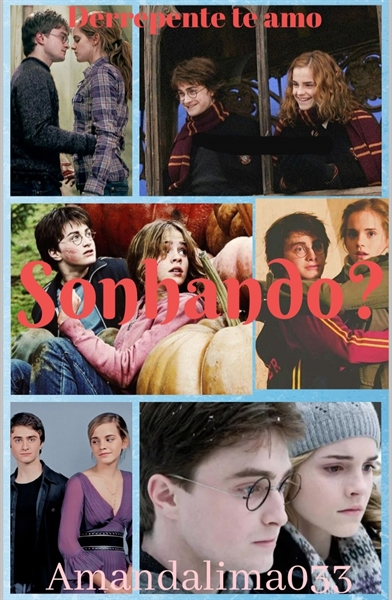 Fanfic / Fanfiction Harmione: Sonhando