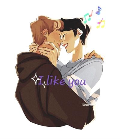Fanfic / Fanfiction I like you
