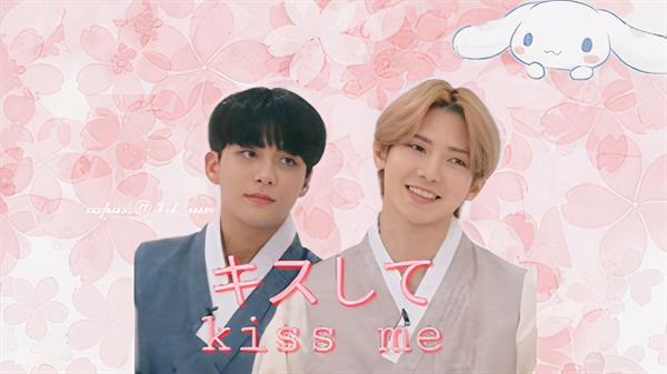 Fanfic / Fanfiction Kiss me! - Jongsang