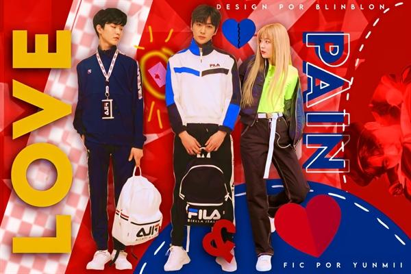 Fanfic / Fanfiction Love and Pain - shortfic Hyunjoon