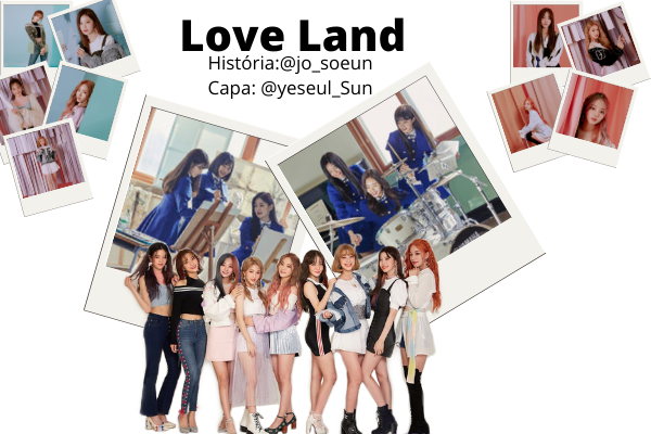 Fanfic / Fanfiction Love Land(Interativa kpop)