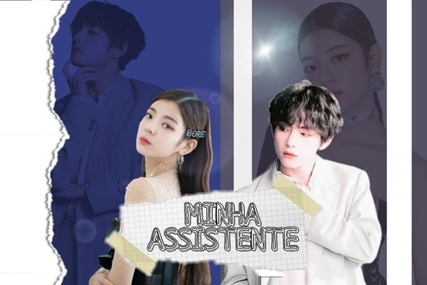 Fanfic / Fanfiction Minha assistente (Kim Taehyung)