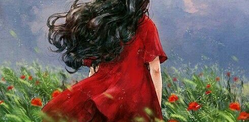 Fanfic / Fanfiction Moça de Vermelho;
