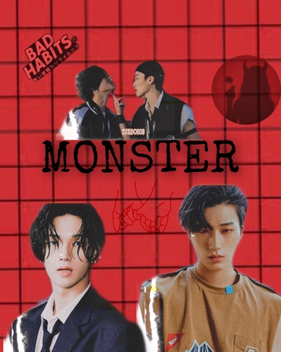 Fanfic / Fanfiction MONSTER- Woosan (ABO)