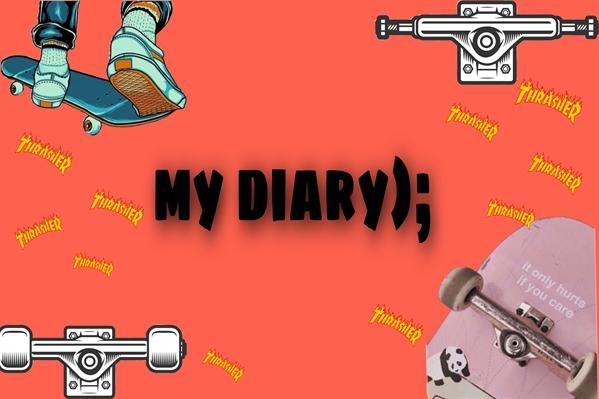 Fanfic / Fanfiction My diary