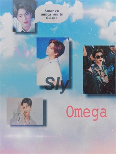 Fanfic / Fanfiction My Sly Omega - NamJin (MPreg)
