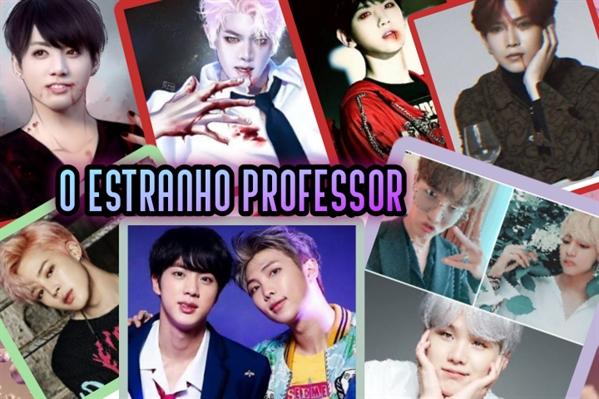 Fanfic / Fanfiction O Estranho Professor - Jikook, Namjin, Taeyoonseok