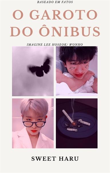 Fanfic / Fanfiction O garoto do ônibus - Lee Hoseokwonho (monsta x)