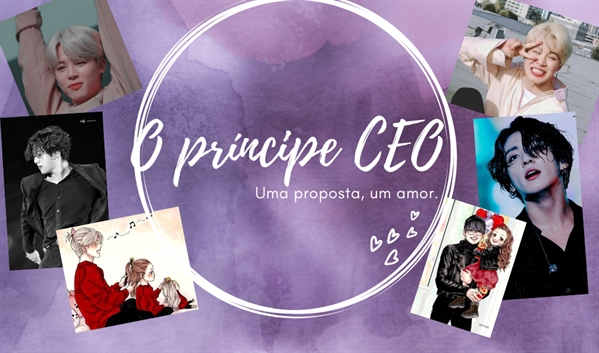 Fanfic / Fanfiction O príncipe CEO - Jikook
