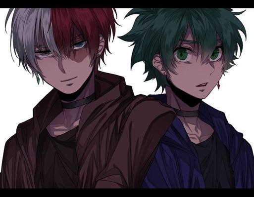 Fanfic / Fanfiction Oh My Psycho (Tododeku)