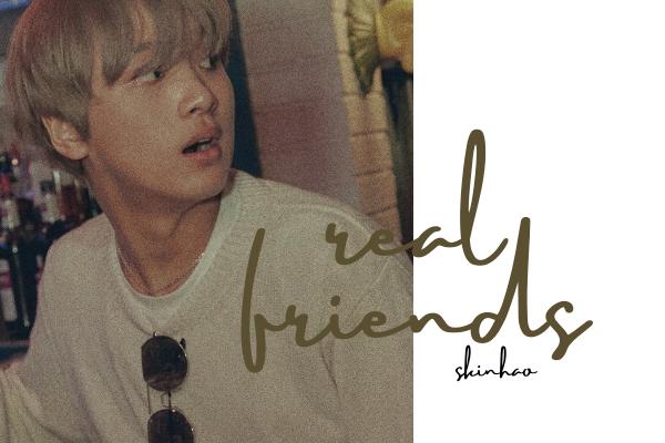 Fanfic / Fanfiction Real Friends