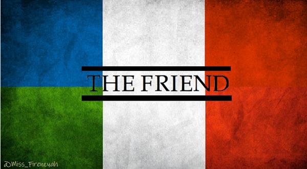 Fanfic / Fanfiction The Friend - Carisi x OCReader