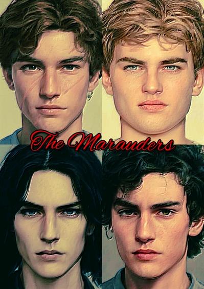 Fanfic / Fanfiction The Marauders (Wolfstar-Jily)
