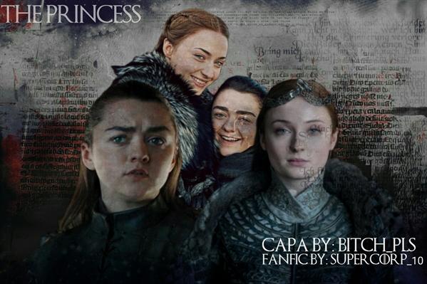 Fanfic / Fanfiction The Princess (Remake)