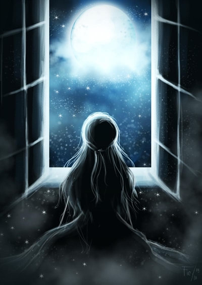 Fanfic / Fanfiction Aos olhos da Lua