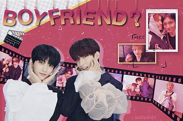 Fanfic / Fanfiction Boyfriend? — Seoksoo (svt)