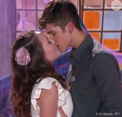 Fanfic / Fanfiction Foi Apenas um Beijo