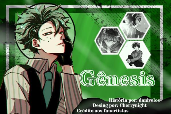 Fanfic / Fanfiction Gênesis.