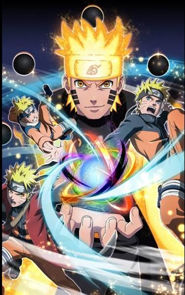 Fanfic / Fanfiction Naruto uma segunda vida ( The gamer)