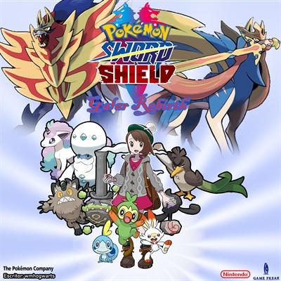 Fanfic / Fanfiction Pokémon Sword Shield - Galar Rebirth