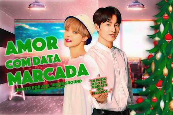 Fanfic / Fanfiction Amor com Data Marcada - Jikook