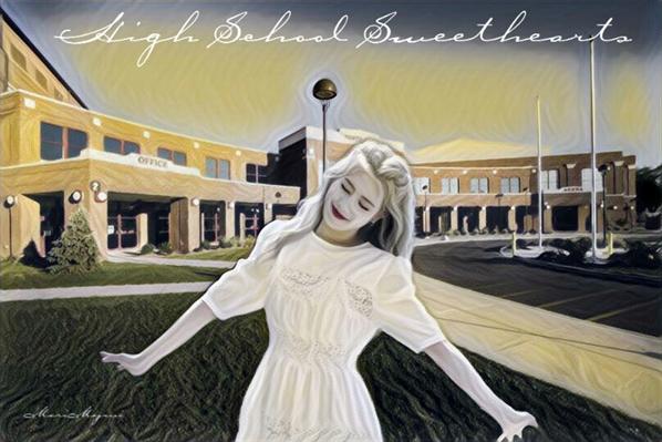 Fanfic / Fanfiction High School Sweethearts