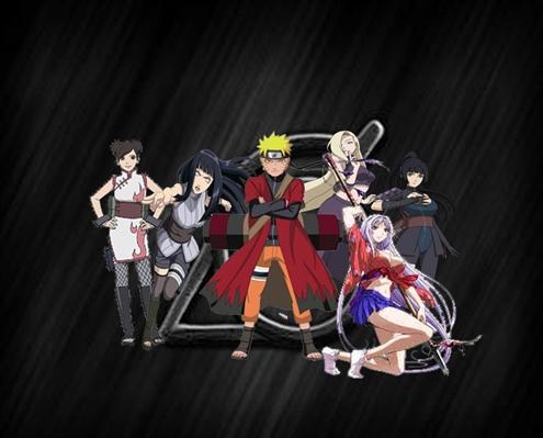 Fanfic / Fanfiction Naruto Alternative - Heróis do Mundo Ninja