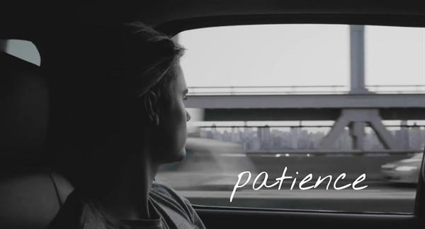 Fanfic / Fanfiction Patience - Justin Bieber