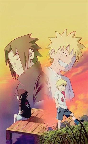 Fanfic / Fanfiction Sasuke e Naruto