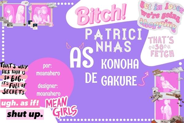 Fanfic / Fanfiction As Patricinhas de Konohagakure