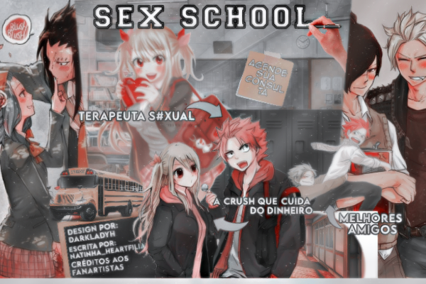 Fanfic / Fanfiction Fairy Tail - Sex School