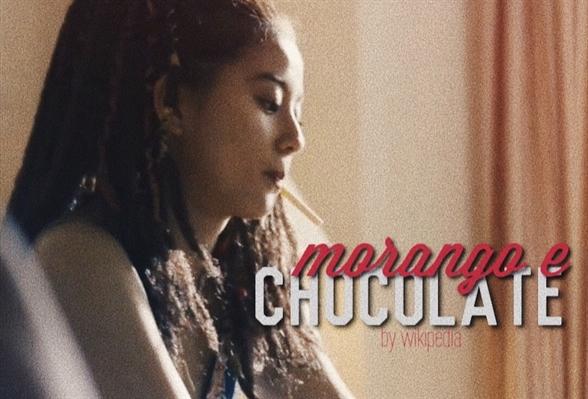 Fanfic / Fanfiction Morango e chocolate - Kuina Hikari
