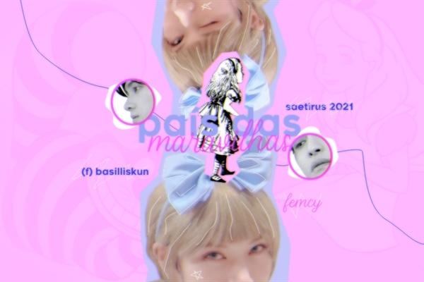 Fanfic / Fanfiction País das Maravilhas — NCT Ten