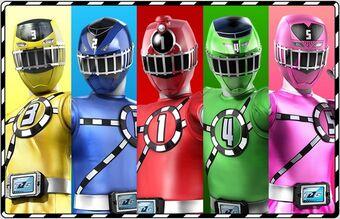 Fanfic / Fanfiction Power Ranger Expresso Arco-íris - Interativa