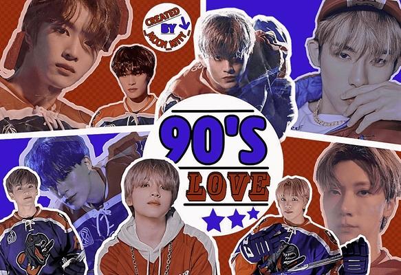 Fanfic / Fanfiction 90's Love! - MarkHyuck