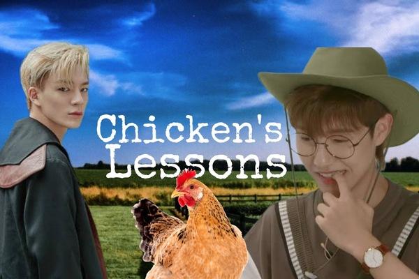Fanfic / Fanfiction Chicken's Lessons - Noren