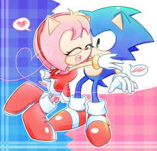 Fanfic / Fanfiction Sonic E Amy O Amor De Amy
