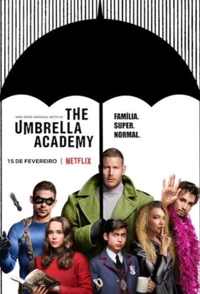 Fanfic / Fanfiction The umbrella academy