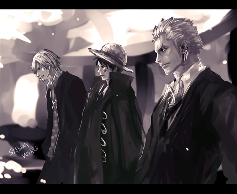 Fanfic / Fanfiction Trio monstro