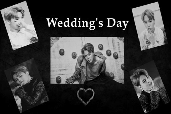Fanfic / Fanfiction Wedding's Day - Park Jimin