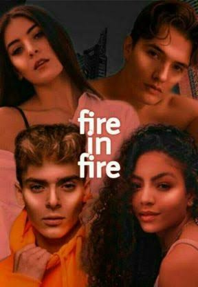 Fanfic / Fanfiction Fire in Fire (Beauany e Urridalgo)