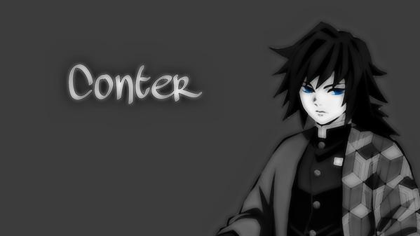 Fanfic / Fanfiction Conter - Tomioka x Leitora