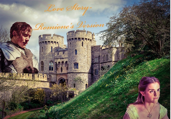 Fanfic / Fanfiction Love Story- Romione's Version