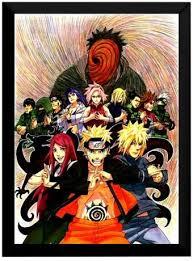 Fanfic / Fanfiction Naruto reagindo ao futuro