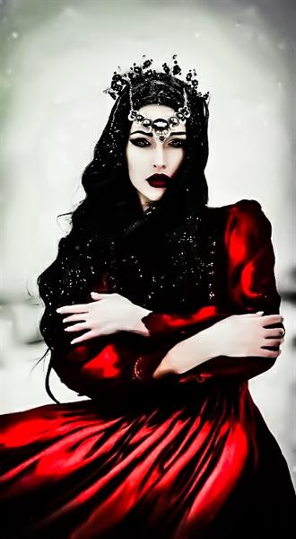 Fanfic / Fanfiction Rainha Arisca (Vampiros)