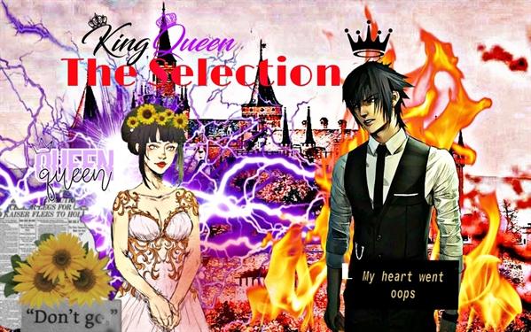 Fanfic / Fanfiction The Selection (SASUHINA)