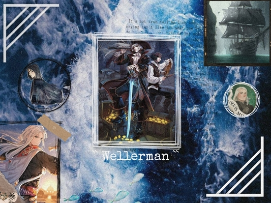 Fanfic / Fanfiction Wellerman
