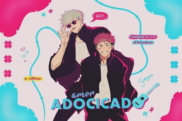 Fanfic / Fanfiction Amor adocicado - Goyuu