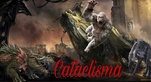 Fanfic / Fanfiction Cataclisma , a queda da humanidade