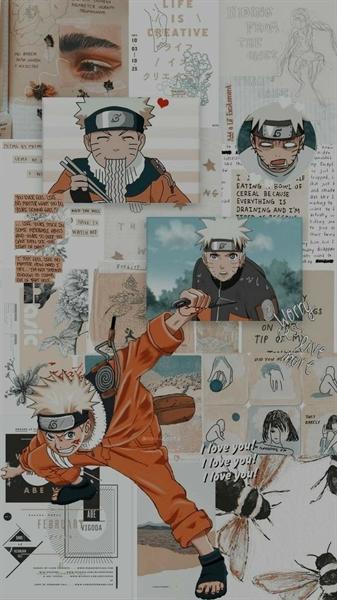 Fanfic / Fanfiction Minha tristeza, não vai acabar ( imagina Naruto...